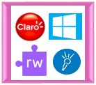 Logos of assistive software, Logos of assistive software available