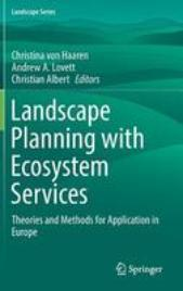 Landscape Planning with Ecosystem Services, book cover - Landscape Planning with Ecosystem Services