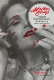 Mother Camp: Female Impersonators in America, book cover - Mother Camp: Female Impersonators in America