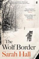 The Wolf Border, book cover - The Wolf Border
