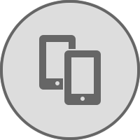 cs_mobile, Mobile device security icon