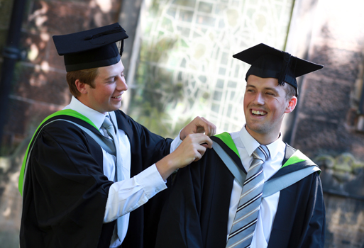 Graduation gown hire | MyCumbria