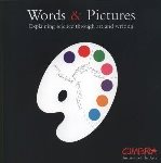 WordsPictures, Works and Pictures book